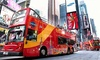 Up to 68% Off NYC Bus and Boat Tour from CitySights NY