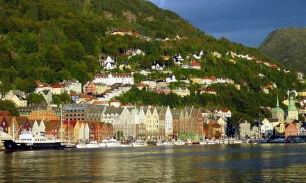 Groupon Deal: ✈ 8-Day Norway Tour with Round-Trip Airfare from Gate 1 Travel. Price/Person Based on Double Occupancy.