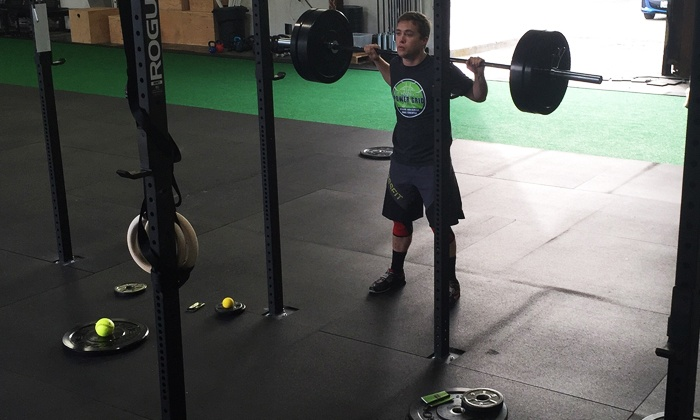 CrossFit Power Grid - South Prescott: One or Two Months of Unlimited CrossFit at CrossFit Power Grid (Up to 77% Off)