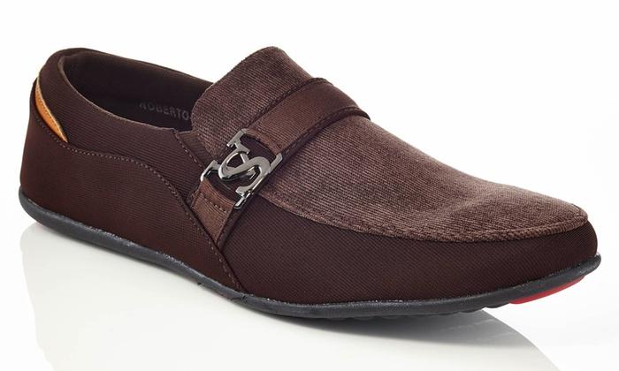 Franco Vanucci Roberto Men's Driver Shoes (Size 9.5)