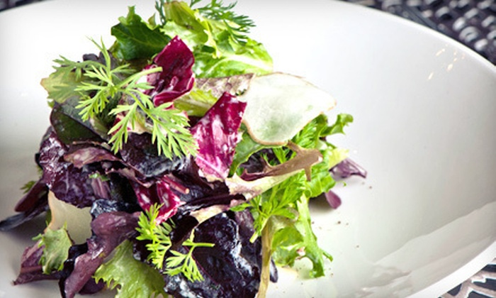 Trace - Downtown: Locally Sourced Cuisine and Nonalcoholic Drinks Sunday–Thursday or Friday–Saturday at Trace (Half Off)