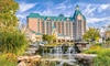 Chateau on the Lake Resort Spa - Branson, MO: 2-Night Stay with WiFi and Optional Valet Parking and Resort Credit at Chateau on the Lake Resort Spa in Branson, MO