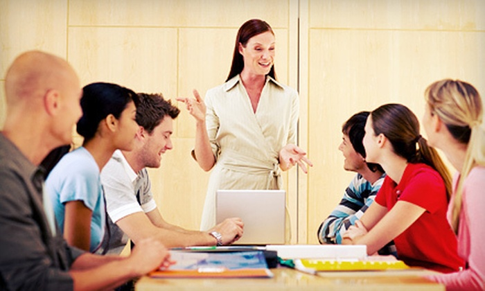 inlingua Utah - Central City: Two Weeks of Private or Four Weeks of Group Foreign-Language Classes at Inlingua Utah (Up to 59% Off)