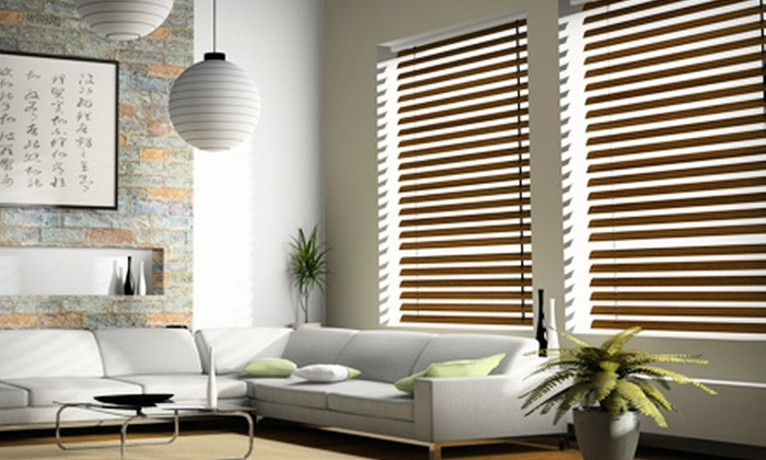 Direct Home Decor - Stone Industrial: Renovation Consultation or $350 for $1,000 Toward Blinds from Direct Home Decor