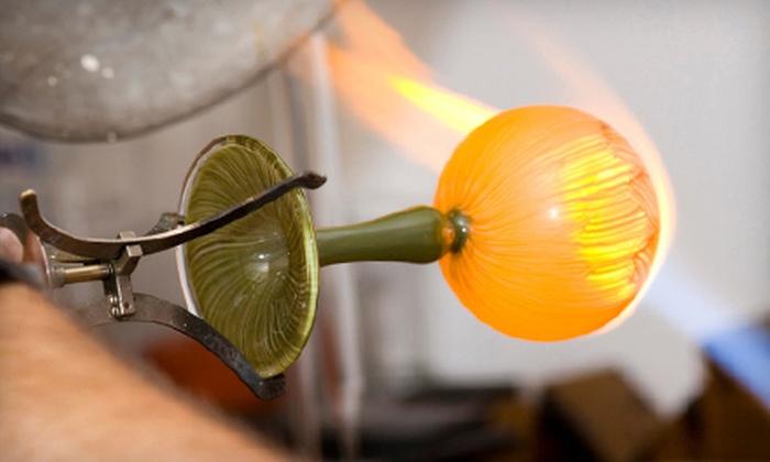 SoulShine Arts - Cedarburg: $50 Worth of Custom Blown Glass or Classes