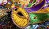 Sarasota Mardi Gras Music and Food Festival - Payne Park: Single-Day Admission to Sarasota Mardi Gras Music and Food Festival (Up to 50% Off). Three Options Available.