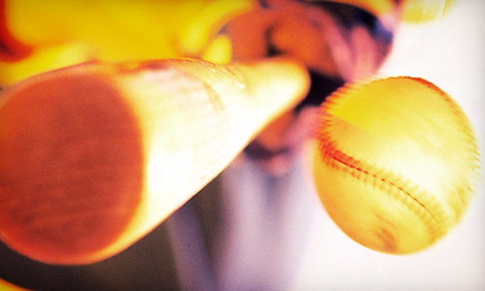San Ramon Sports - Crow Canyon: $10 for 108 Batting-Cage Pitches at San Ramon Sports ($20 Value)