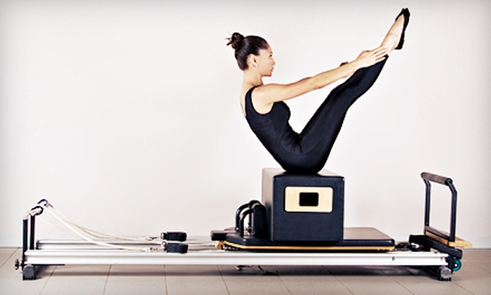 MindBody Connection - Emeryville: 3 or 6 Pilates Reformer Classes or 10 Group Fitness Classes at MindBody Connection (Up to 74% Off)