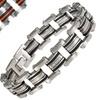 Men's Bracelets in Stainless Steel