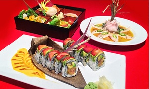 Red Koi Thai & Sushi Lounge: $25 for $40 Worth of Thai Food and Sushi at Red Koi Thai & Sushi Lounge