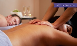 teMassage: Spa Package with Massage, Facial, and Champagne and Chocolate for One or Two at teMassage (Up to 55% Off)