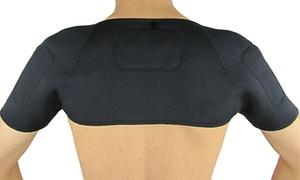 Fascia riscaldante per le spalle