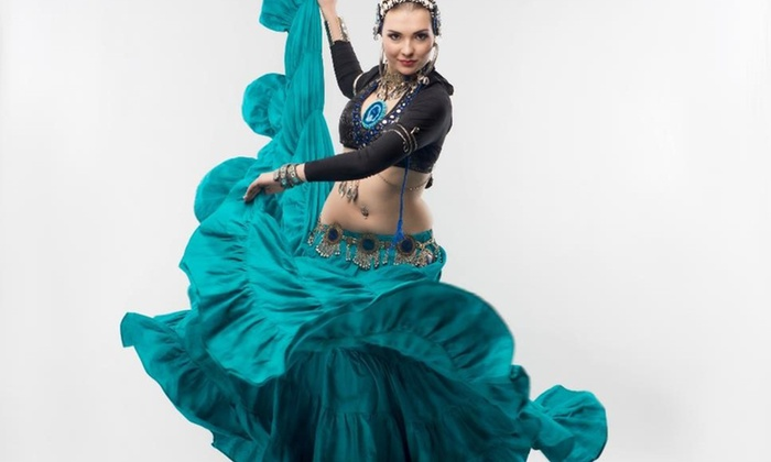 Wild Woman Gypsy - Plymouth Park North: Four Dance Classes from Wild Woman Gypsy (39% Off)