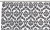"""Regal"" 14-Piece Flocked Fabric Shower Curtain Set with Liner and Roller Hooks Set: ""Regal"" 14-Piece Flocked Fabric Shower Curtain Set with Liner and Roller Hooks Set"