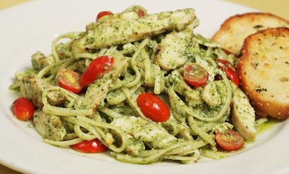Italian Food at The Pasta House Co. (Up to 40% Off)