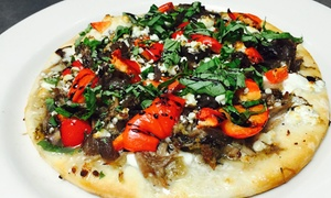 The Cruise Bar & Restaurant: Pizza and Craft Beers for Two or Four at The Cruise Bar & Restaurant (Up to 39% Off)