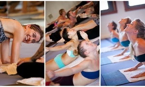 Bikram Yoga Athens: Up to 66% Off 10 or 20 Yoga Classes at Bikram Yoga Athens