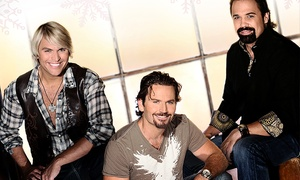 Texas Tenors: The Texas Tenors on Saturday, December 5, at 8 p.m.