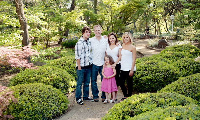 Hamish October Photography - Sacramento: Outdoor Family, Couples or Senior Photo Shoot with Online Gallery from Hamish October Photography (69% Off)