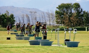 Valley Gun Club: Clay Pigeon Shooting Experience from R179 for One at Valley Gun Club (Up to 43% Off)