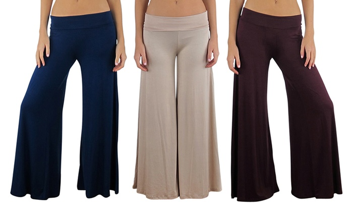Free to Live Palazzo Pants: Free to Live Palazzo Pants. Multiple Colors Available. Free Returns.