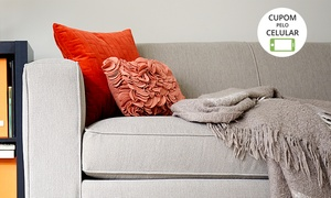 PONTS Dedetização & Serviços: PONTS Dedetização & Serviços: higienização e lavagem a seco em sofá de até 3 ou 5 lugares