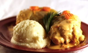 Grand Duke's Restaurant: $13 for $25 Worth of Lithuanian Food and Drinks at Grand Duke's Restaurant