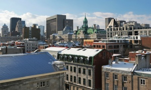 1- Or 2-night Stay For Two At Hotel Quartier Des Spectacles In Montreal, Quebec