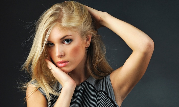 Salon Paz - Carrollwood: Haircut and Conditioning with Either Partial Highlights or Single-Process Color at Salon Paz (Up to 62% Off)