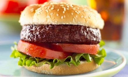 $10 for Two $10 Vouchers for Bagels, Sandwiches, and Burgers at Wasatch Bagel & Grill ($20 Value)