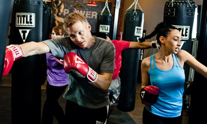 TITLE Boxing Club - Phoenix: $19 for Two Weeks of Unlimited Boxing Classes with Hand Wraps at TITLE Boxing Club ($49.50 Value)