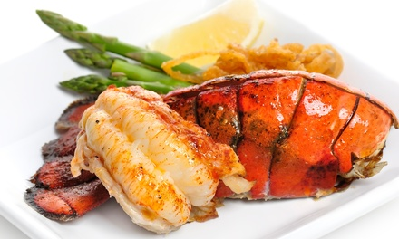 New Orleans–Inspired Cuisine at Crawdaddy's (Up to 45% Off). Two Options Available.