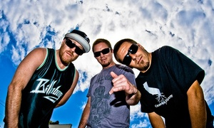 Slightly Stoopid with SOJA, Zion I, The Grouch & More: Slightly Stoopid with SOJA, Zion I, The Grouch & More on Saturday, June 25, at 6 p.m.
