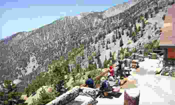Mt Baldy Ski Lifts - Mt. Baldy: Scenic Lift Ride and All-You-Can-Eat Breakfast for Two or Four from Mt Baldy Ski Lifts (Up to 53% Off)