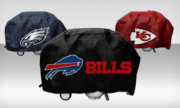NFL Deluxe Grill Cover: $29.99 for an NFL Deluxe Grill Cover ($40.16 List Price). Multiple Teams Available. Free Shipping and Returns.