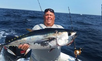 GROUPON: Up to 38% Off Charter from FinTazTic Sportfishing Fin Taz Tic Sportfishing
