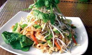 Salvation Cafe: $75 for a $100 Gift Card for Global Cuisine at Salvation Cafe