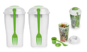 Lunch To Go Cups (2-pack)