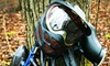Jungle Island Paintball - Alberhill District: Paintball Outing for One, Two, or Four or One Admission to Jungle Island Paintball Park (Up to 66% Off)