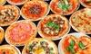 東京都/町田 ≪ピッツァ食べ放題+前菜3種+サラダ+飲み放題150分≫