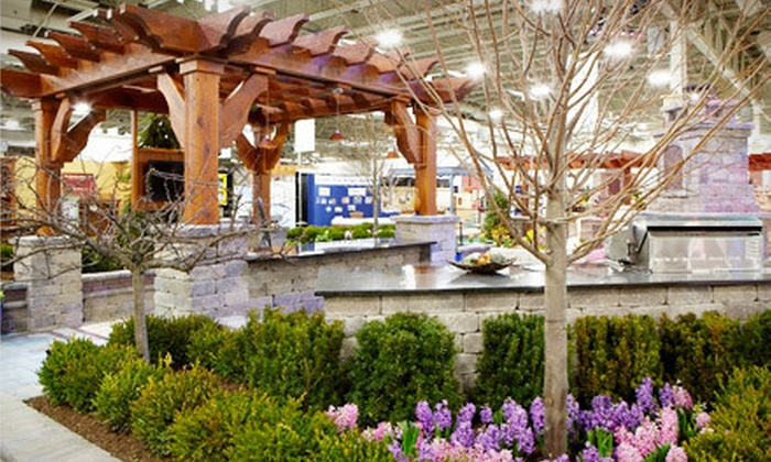 The Realtors Home & Garden Show - West Allis: $8 for The Realtors Home & Garden Show Outing for Two at the Wisconsin Exposition Center in West Allis (Up to $16 Value)