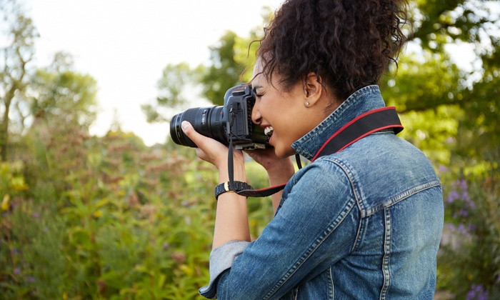 Ameera Harazin Photography - Chicago: 45-Minute Outdoor Photo Shoot from Ameera Harazin Photography (33% Off)