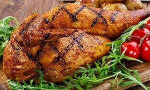 Jimmy Killer Grills Pavilion: Chicken Platter for R179 for Two at Jimmy Killer Grills Pavillion (39% Off)