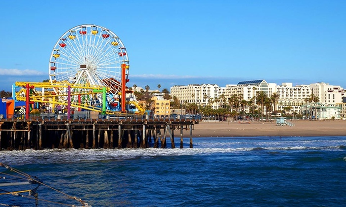 null - Los Angeles: Stay at The Georgian Hotel in Santa Monica, CA; Dates Available into April