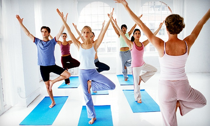 The Mind Body Studio - Mind Body Studio: 5 or 10 Yoga, Barre, Pilates, or Zumba Classes at The Mind Body Studio (Up to 55% Off)