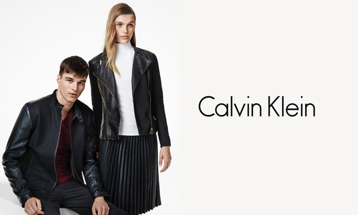 Calvin Klein: $35 for $50 Worth of Apparel and Accessories from Calvin Klein