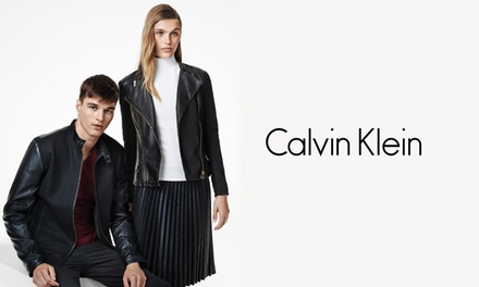 $35 for $50 Worth of Apparel and Accessories from Calvin Klein