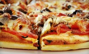 25% Cash Back at Park Pizza at Park Pizza, plus 9.0% Cash Back from Ebates.
