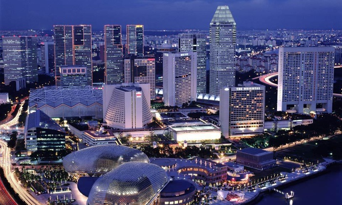 Three-City Tour of Asia with Airfare    - Singapore 228516: 10-Day, 8-Night Tour of Asia from Pacific Holidays with Roundtrip Airfare, Accommodations, City Tours, and Breakfast