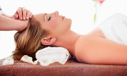 Facial, Swedish Massage, or Both and a Body Wrap at Nina's European Day Spa & Laser Center (Up to 65% Off)
